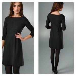 Theory Tailored Lachia Dress - 3/4 Sleeve